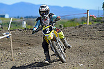 NELSON, NEW ZEALAND - 2021 Mini Motocross Champs: 2.10.21, Saturday 2nd October 2021. Richmond A&P Showgrounds, Nelson, New Zealand. (Photos by Barry Whitnall/Shuttersport Limited) 2