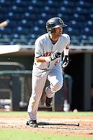 Steve Singleton - Mesa Solar Sox, 2009 Arizona Fall League.Photo by:  Bill Mitchell/Four Seam Images..