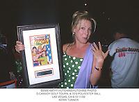 KERRI TURNER..David Cassidy Golf Tournament and 70's Polyester Ball..Las Vegas, CA  6/10 - 11 /2000..© 2000 Kathy Hutchins / Hutchins Photo