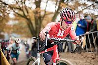 Joris Nieuwenhuis (NED/Sunweb)<br /> <br /> Elite Men's Race<br /> UCI cyclocross WorldCup - Koksijde (Belgium)<br /> <br /> ©kramon