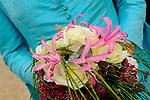 Wedding flowers, Brautstrauss, Vaduz, Liechtenstein.