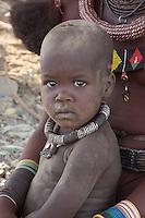 Himba Baby in Kaokoland