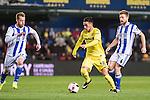 Nicola Sansone of Villarreal CF in action during their Copa del Rey 2016-17 Round of 16 match between Villarreal and Real Sociedad at the Estadio El Madrigal on 11 January 2017 in Villarreal, Spain. Photo by Maria Jose Segovia Carmona / Power Sport Images