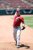 Ashton Mowdy -  Lancaster JetHawks playing against the Lake Elsinore Storm at the Diamond, Lake Elsinore, CA - 05/16/2010.Photo by:  Bill Mitchell/Four Seam Images