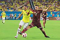 Columbia vs Venezuela