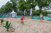 Den Bosch, Netherlands, 17 June, 2017, Tennis, Ricoh Open,  Beach Tennis<br /> Photo: Henk Koster/tennisimages.com