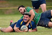 20210604 College Rugby - Upper Hutt College v Paraparaumu College