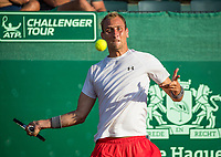 The Hague, Netherlands, 18 July, 2017, Tennis,  The Hague Open, Thiemo de Bakker (NED)<br /> Photo: Henk Koster/tennisimages.com