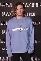 Dougie Poynter<br /> arrives for the Maybelline Bring on the Night party at The Scotch of St James, London<br /> <br /> <br /> ©Ash Knotek  D3231  18/02/2017