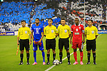Al Hilal vs Al Ahli (UAE) during the 2015 AFC Champions League Semi Finals 1st Leg match on September 29, 2015 at the King Fahd International Stadium in Riyadh, Saudi Arabia. Photo by Adnan Hajj / World Sport Group