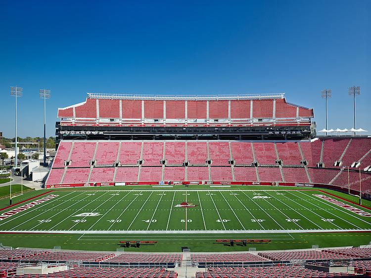 University of Louisville Papa John's Cardinal Stadium   Luckett & Farley
