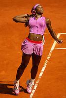 20040525, Paris, tennis, Roland Garros,Serena Williams