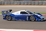 Oswaldo Negri Jr (60), Driver of Michael Shark Racing Ford in action during the Grand Am of the Americas, Rolex race at the Circuit of the Americas race track in Austin,Texas...