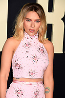 "LOS ANGELES, USA. October 15, 2019: Scarlett Johansson at the premiere of ""JoJo Rabbit"" at the Hollywood American Legion.<br /> Picture: Paul Smith/Featureflash"