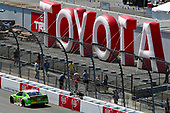 Monster Energy NASCAR Cup Series<br /> Toyota Owners 400<br /> Richmond International Raceway, Richmond, VA USA<br /> Sunday 30 April 2017<br /> Gray Gaulding, BK Racing, sweetfrog Toyota Camry<br /> World Copyright: Nigel Kinrade<br /> LAT Images<br /> ref: Digital Image 17RIC1nk11576