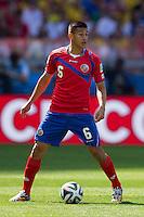 Oscar Duarte of Costa Rica