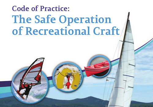 Code of Practice for the Safe Operation of Recreational Craft