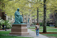 Old Campus, Yale University, New Haven, CT