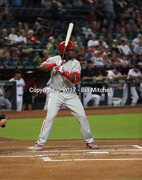 Maikel Franco - 2017 Philadelphia Phillies (Bill Mitchell)