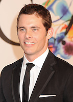 NEW YORK CITY, NY, USA - JUNE 02: James Marsden arrives at the 2014 CFDA Fashion Awards held at Alice Tully Hall, Lincoln Center on June 2, 2014 in New York City, New York, United States. (Photo by Celebrity Monitor)