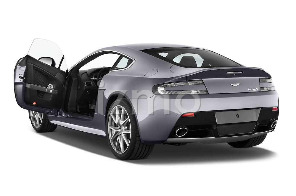 2014 Aston Martin V8 Vantage Coupe 2 Door Coupe Izmostock