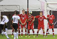 Canada vs Ghana, October 13, 2015