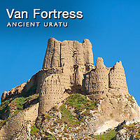 Pictures of Van Fortress. Photos & Images of Van Castle, Turkey