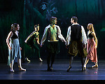 Cary Ballet Company's 16th Annual Spring Gala, Dress Rehearsal, 14 March 2013, Cary Arts Center.