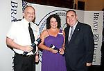 First Minister presents a 2011 Brave@Heart award to Special Constable John Carle from Aberdeen and Special Constable Naria Elrick from Aberdeenshire. .Pic Kenny Smith, Kenny Smith Photography.6 Bluebell Grove, Kelty, Fife, KY4 0GX .Tel 07809 450119,