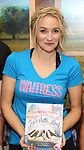 """Betsy Wolfe from the cast of """"Waitress"""" celebrate 'Sugar, Butter, Flour: The Waitress Pie Cookbook at The Brooks Atkinson Theatre on June 27, 2017 in New York City."""