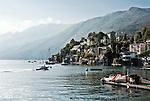 Switzerland, Ticino, Ascona at Lago Maggiore   Schweiz, Tessin, Ascona am Lago Maggiore