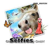 Howard, SELFIES, paintings+++++selfie horse,GBHRPROV184,#Selfies#, EVERYDAY