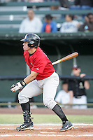 August 14, 2009: Jesus Avila of the Great Falls Voyagers. The Voyagers are Pioneer League affiliate for the Chicago White Sox. Photo by: Chris Proctor/Four Seam Images