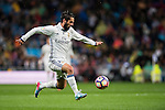 Isco of Real Madrid in action during their La Liga match between Real Madrid and Athletic Club at the Santiago Bernabeu Stadium on 23 October 2016 in Madrid, Spain. Photo by Diego Gonzalez Souto / Power Sport Images
