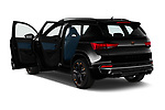 Rear three quarter door view of a 2021 Cupra Ateca - 5 Door SUV