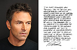Tim Daly photographed for ART & SOUL
