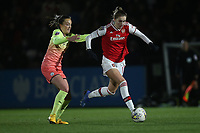 Vivianne Miedema of Arsenal during Arsenal Women vs Manchester City Women, FA Women's Continental League Cup Football at Meadow Park on 29th January 2020