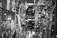 Organizzazione Europea per la Ricerca Nucleare, CERN,  il più grande laboratorio al mondo di fisica delle particelle , Ginevra, Svizzera, CMS, Compact Muon, Solenoid, rivelatore particelle,