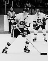 Bobby Smith Ottawa 67's 1980. Photo Scott Grant