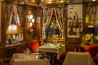 Europe/Allemagne/Bade-Würrtemberg/Forêt Noire/Ettlingen: Restaurant: Erbprinz à l''hôtel: Erbprinz