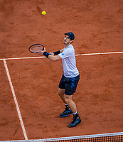 Paris, France, 5 June, 2017, Tennis, French Open, Roland Garros,  Andy Murray (GBR)<br /> Photo: Henk Koster/tennisimages.com