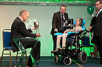 Portland College at Mansfield held their annual awards ceremony featuring a host of truly inspiring personal stories from the recipients.