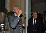 FRANCESCO RUTELLI E FRANCESCO GAETANO CALTAGIRONE<br /> PREMIO GUIDO CARLI - QUARTA EDIZIONE<br /> RICEVIMENTO HOTEL MAJESTIC ROMA 2013