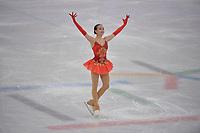 OLYMPIC GAMES: PYEONGCHANG: 12-02-2018, Gangneung Ice Arena, Figure Skating, Alina Zagitova, ©photo Martin de Jong