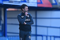 Portsmouth Manager Danny Cowley  during Portsmouth vs Rochdale, Sky Bet EFL League 1 Football at Fratton Park on 2nd April 2021