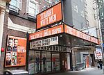 'Straight White Men' - Theatre Marquee
