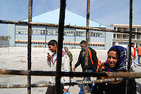 "Athens / Greece 01/04/2016<br /> Refugee camp for afghani people run by greek government in Athens suburb area of the former airport known as ""West Hellenico"".<br /> Photo Livio Senigalliesi"
