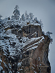 West Wall, Oak Creek Canyon, Arizona