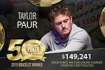2019 WSOP Event 88: $500 WSOP.com ONLINE No-Limit Hold'em Summer Saver