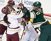 140118-PARTIAL-University of Vermont Catamounts at Boston College Eagles (w)